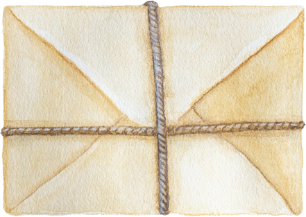 Letter parcel